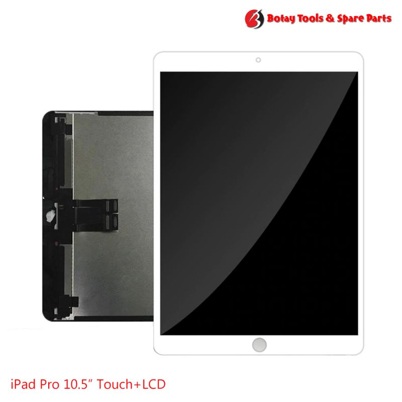 """iPad Pro 10.5"""" 2017 LCD Display and Touch Screen Digitizer Assembly - as new - White"""