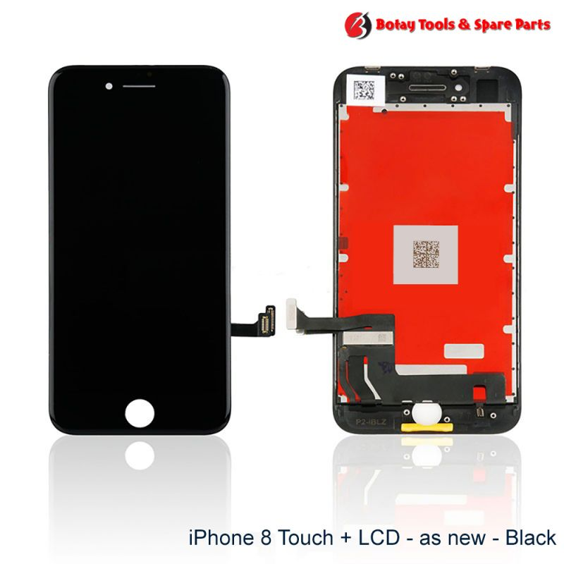 iPhone 8-SE 2 LCD Display and Touch Screen Digitizer Assembly - as new - Black