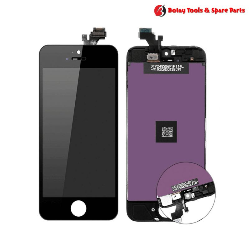 iPhone 5 LCD Display and Touch Screen Digitizer Assembly - as new - BLACK