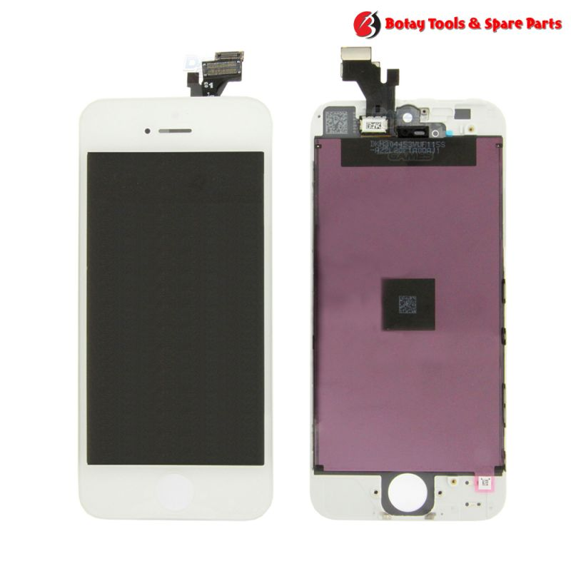 iPhone 5 LCD Display and Touch Screen Digitizer Assembly - as new - WHITE