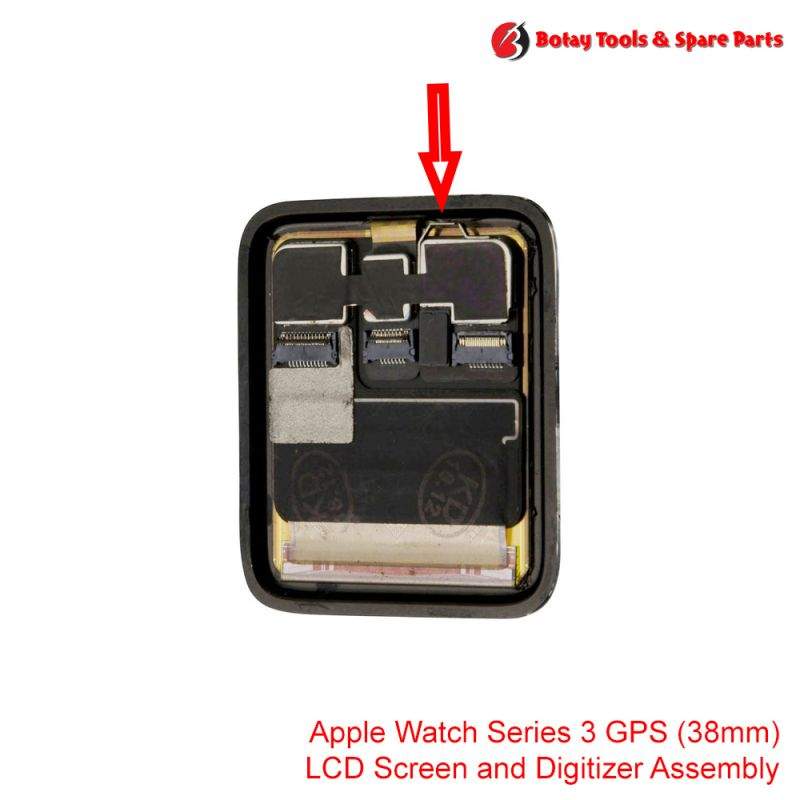 Apple Watch Series 3 GPS (38mm) LCD Display and Touch Screen Digitizer Assembly