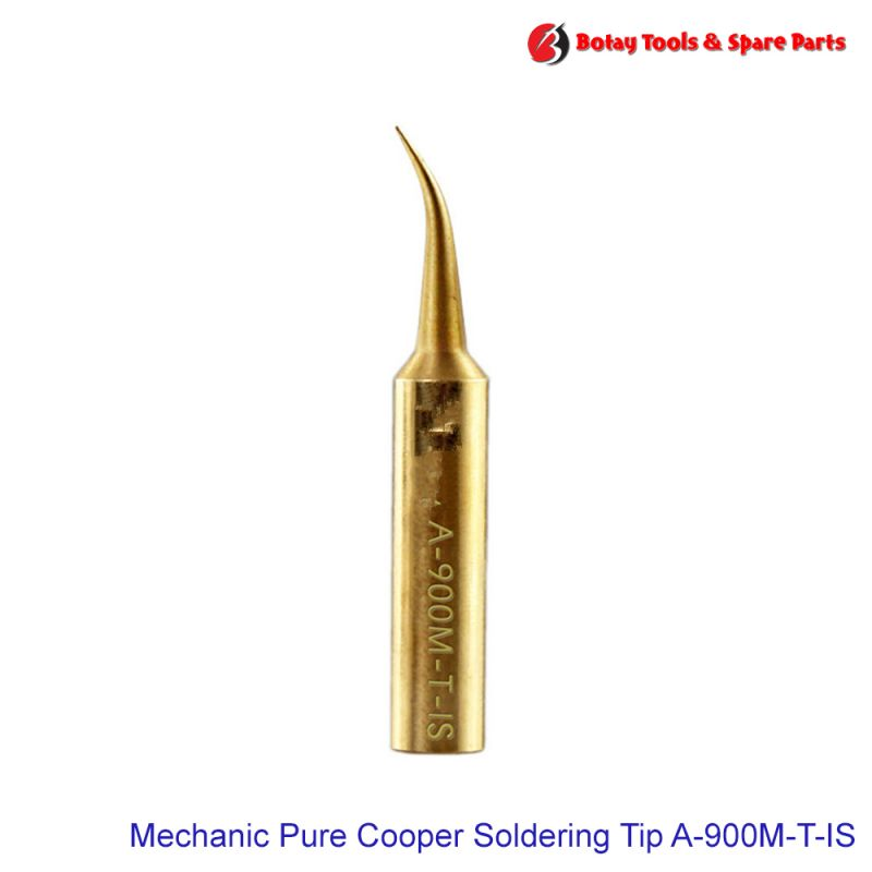 Mechanic Pure Cooper Soldering Tip A-900M-T-IS