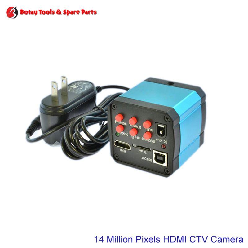 14 Million Pixels HDMI CTV Camera
