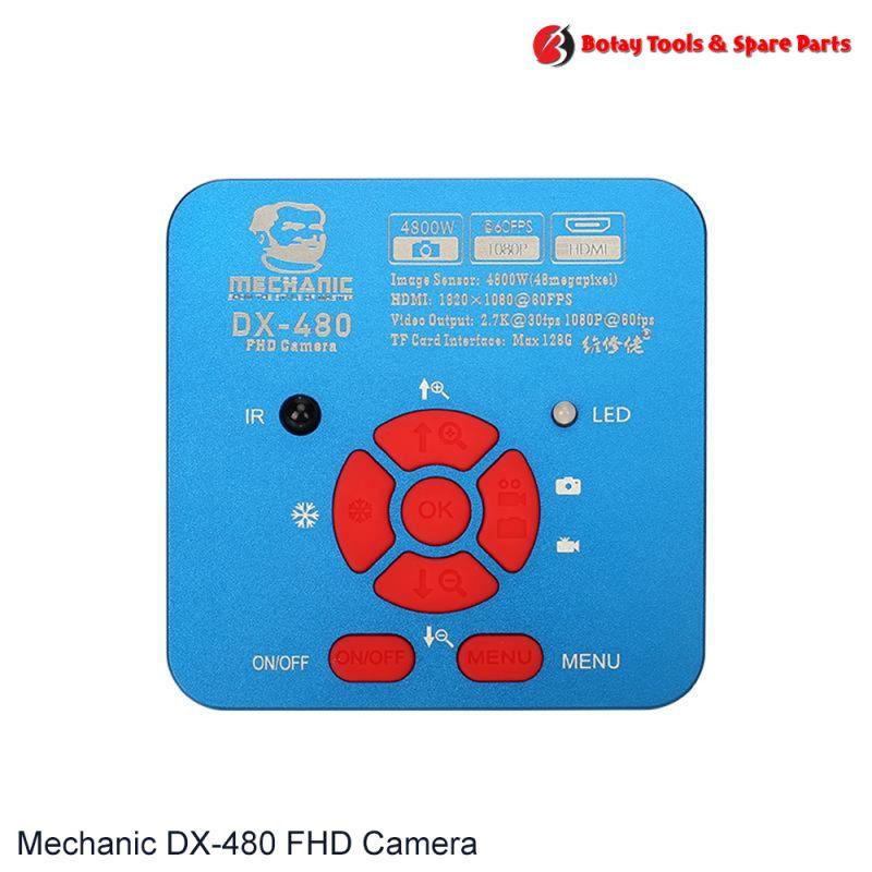 Mechanic DX-480 FHD Camera