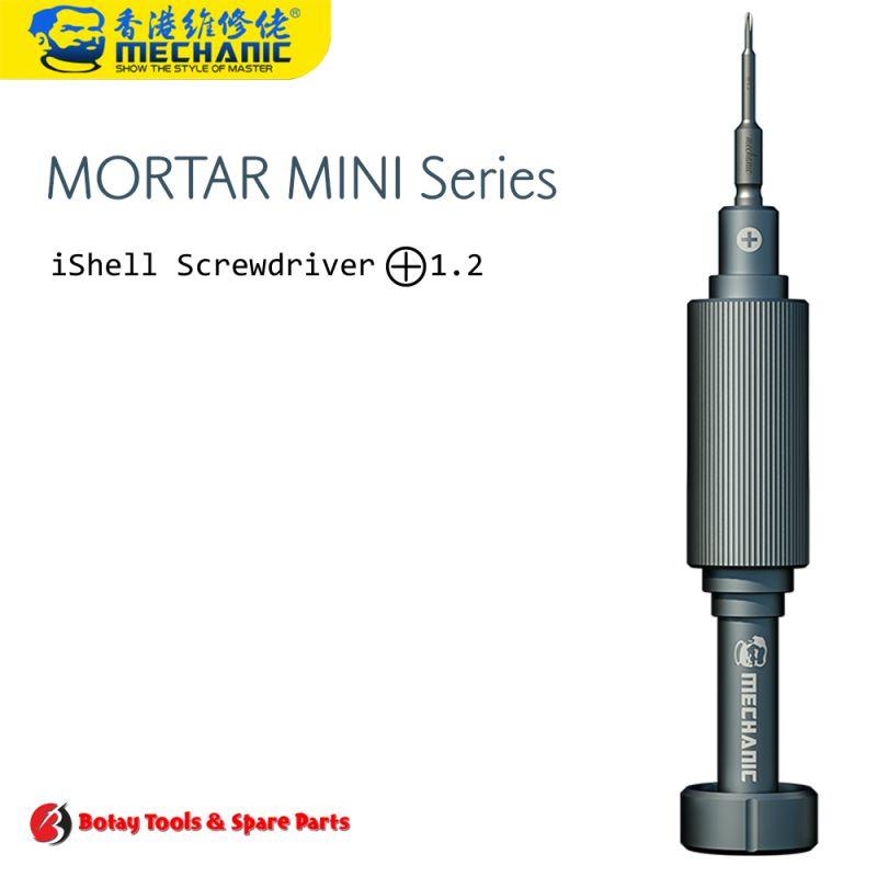 Mechanic iShell MORTAR MINI Screwdriver - Plus 1.2
