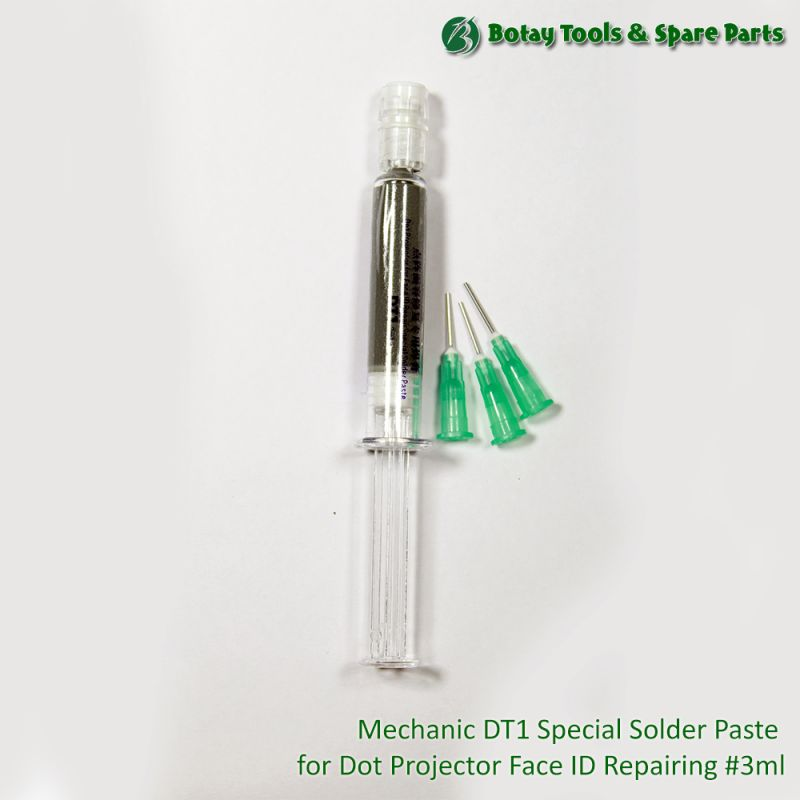Mechanic DT1 Special Solder Paste for Dot Projector Face ID Repairing #3ml
