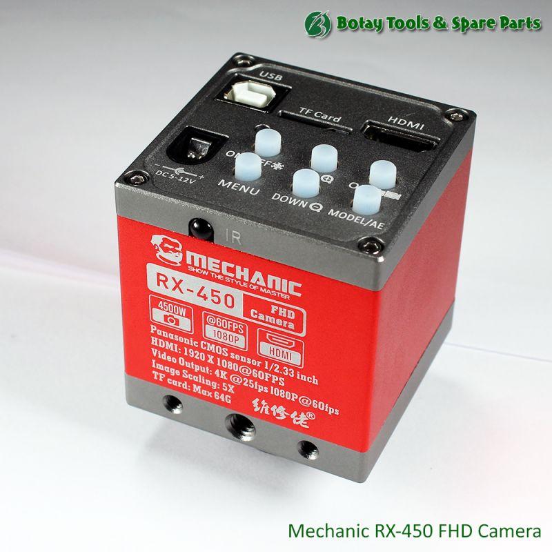 Mechanic RX-450 FHD Camera