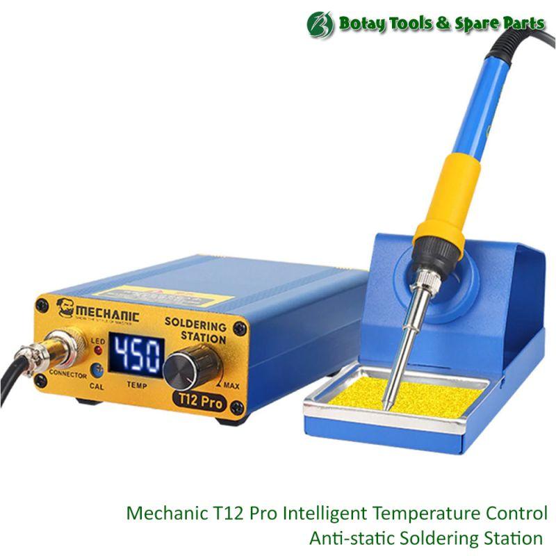 Mechanic T12 Pro Intelligent Temperature Control Anti-static Soldering Station