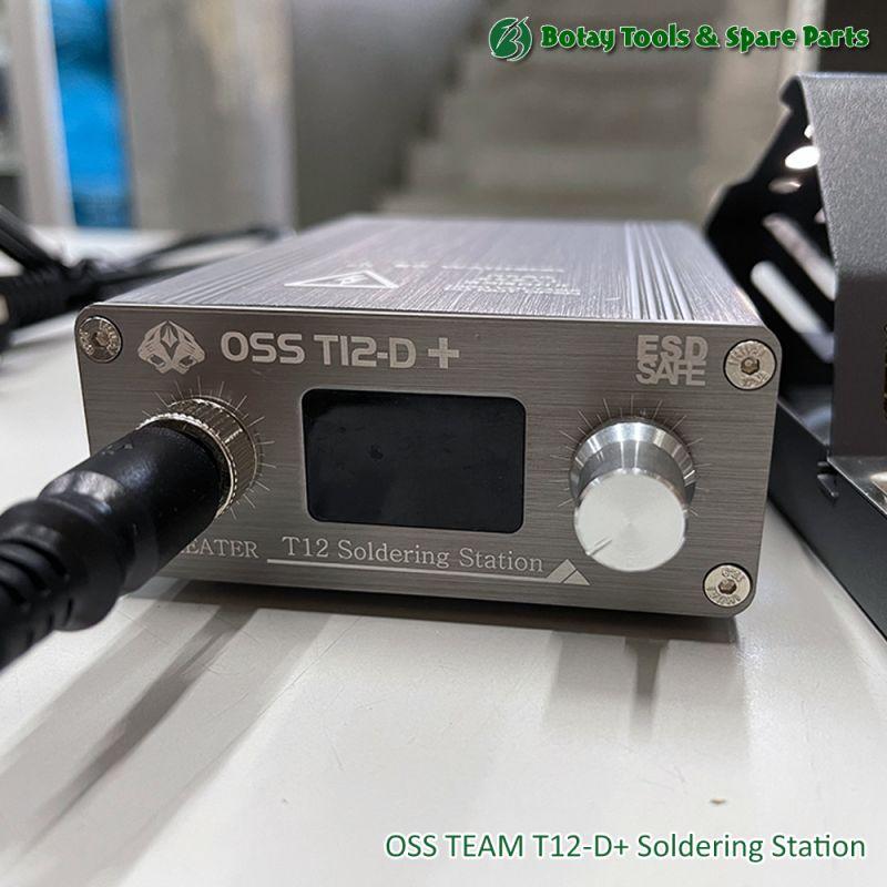 OSS TEAM T12-D+ Soldering Station