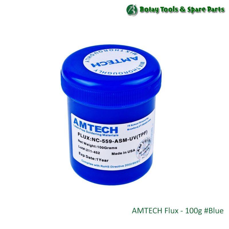 AMTECH Flux - 100g #Blue