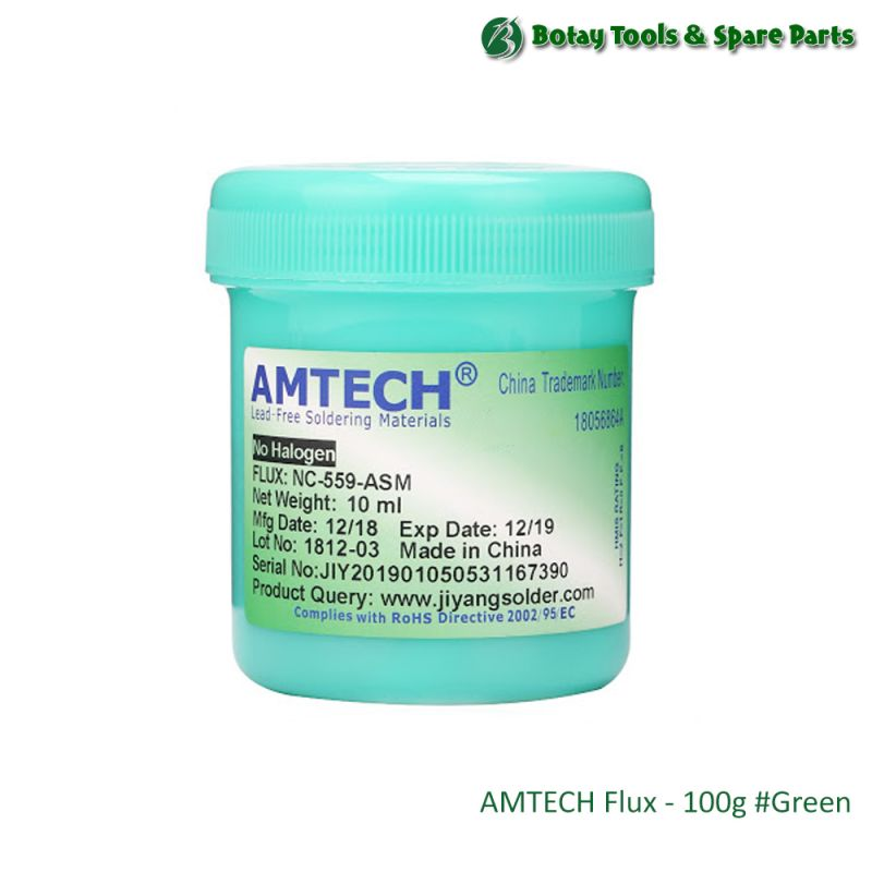 AMTECH Flux - 100g #Green