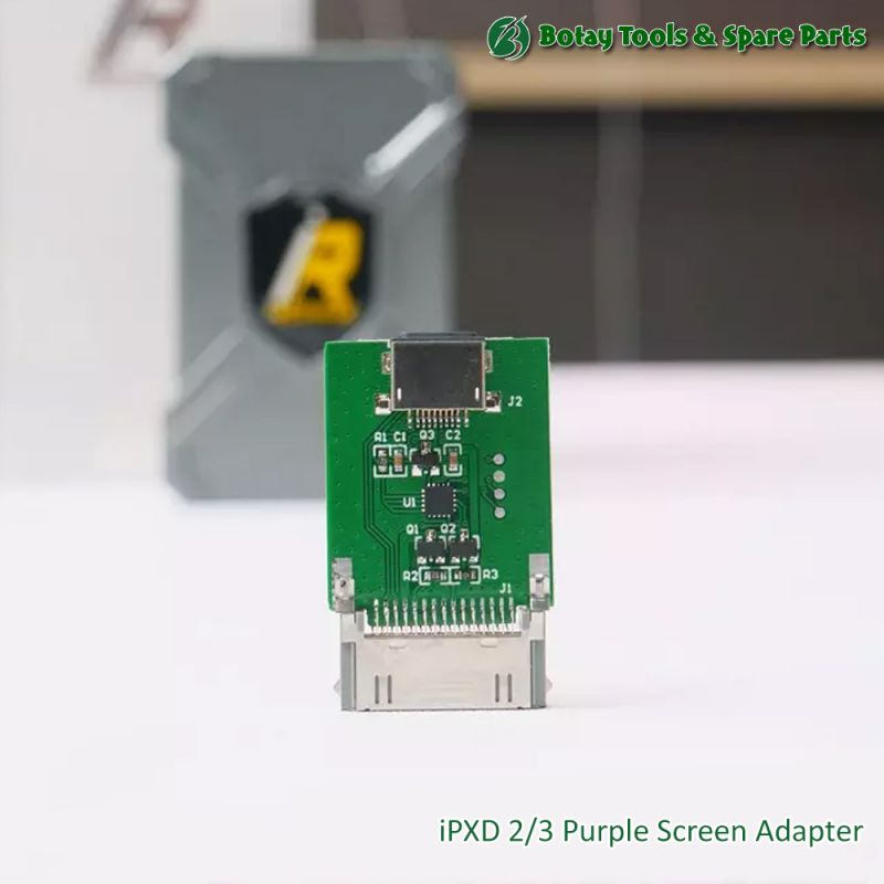 iPXD 2/3 Purple Screen Adapter