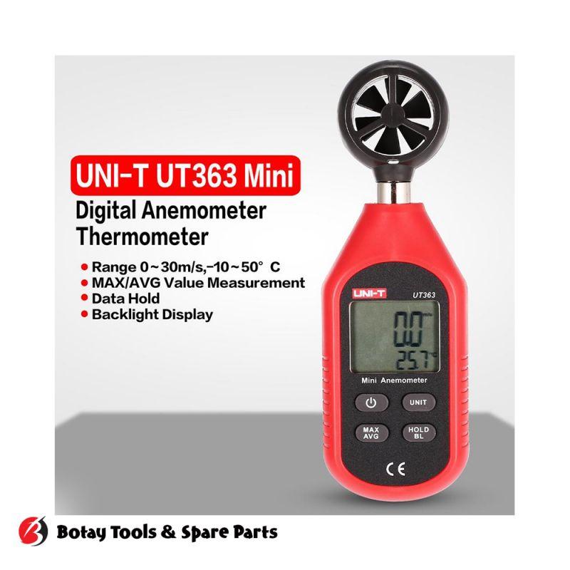 UNI-T UT363 mini Anemometer