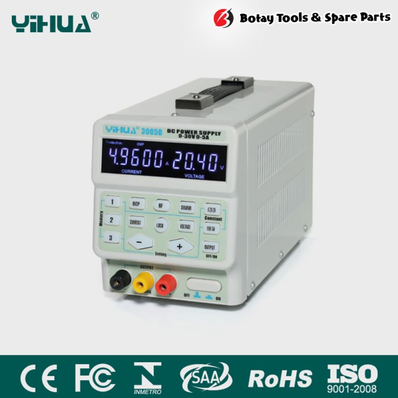 YIHUA 3005D Digital Program Contrilled Switching Power Supply