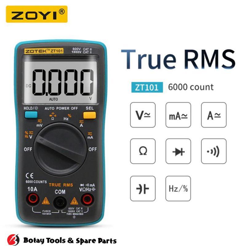 ZOYI ZT-101 Digital Multimeter